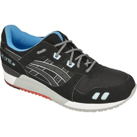 Fekete Asics GEL-LYTE Iii M H637Y-9090 cipő