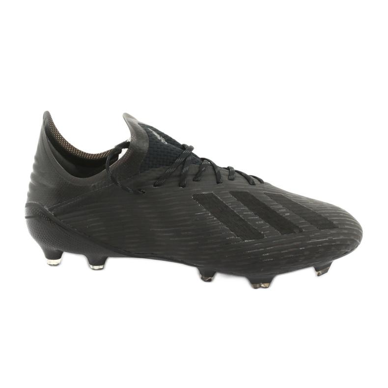 Foci cipő adidas X 19.1 Fg M F35314 fekete