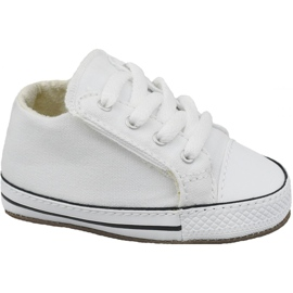 Fehér Converse Chuck Taylor All Star Cribster Jr 865157C cipő
