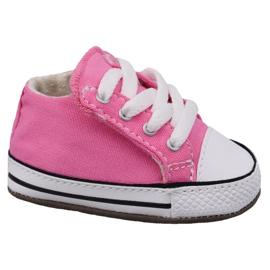 Rózsaszín Converse Chuck Taylor All Star Cribster Jr 865160C cipő