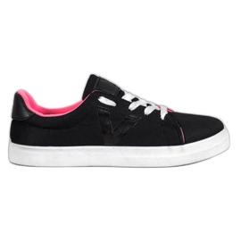Fekete VICES cipők