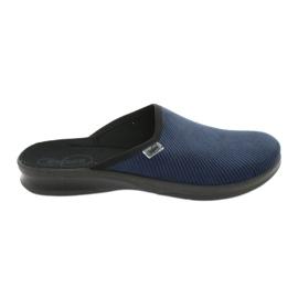 Befado férfi cipő pu 548M019 haditengerészet