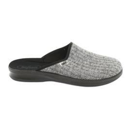 Befado férfi cipő pu 548M023 szürke