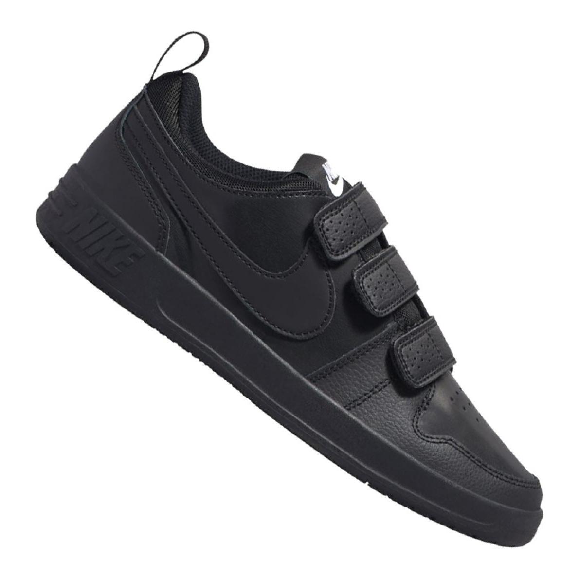 Nike Pico 5 Gs Jr CJ7199 001 cipő fekete
