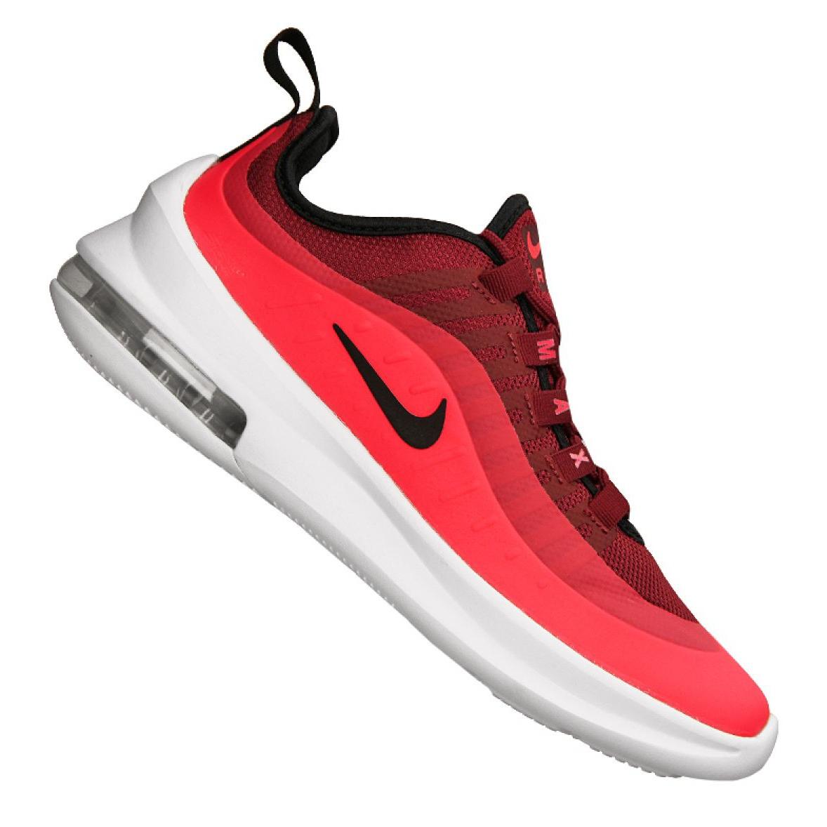 nike air max piros futócipő
