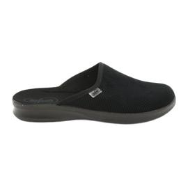 Befado férfi cipő pu 548M020 fekete