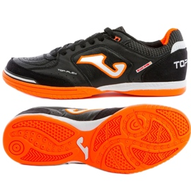 Beltéri cipő Joma Top Flex 901 In M TOPW.901.IN fekete fekete