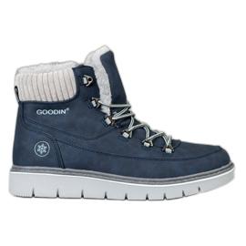 Goodin Platformcsapdák kék