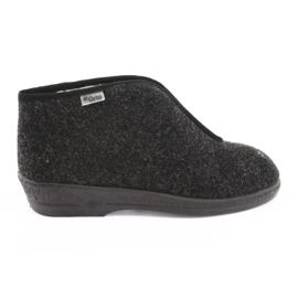 Befado női cipő pu 041D052 barna