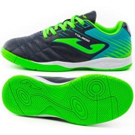 Beltéri cipő Joma Toledo Jr 903 In Jr TOLJW.903.IN zöld zöld