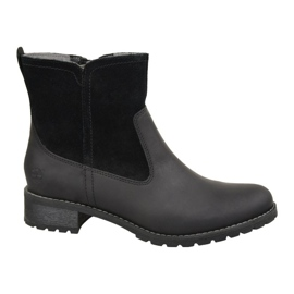 Timberland Bethel Biker W 6914B téli cipő fekete