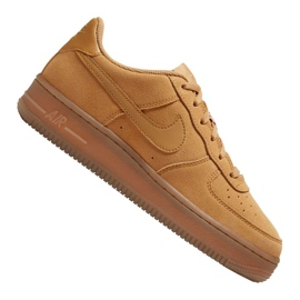 Nike Air Force 1 LV8 3 Jr BQ5485-700 cipő barna