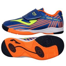 Beltéri cipő Joma Tactil 904 In Jr TACW.904.IN kék kék