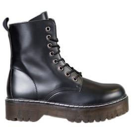 Kylie Platform cipő fekete