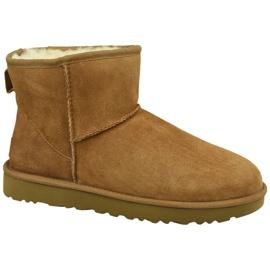 Ugg Classic Mini II cipő W 1016222-CHE barna