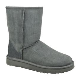 Ugg klasszikus rövid II cipő W 1016223-SZÜRKE