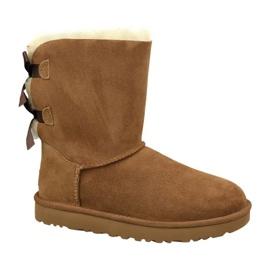 Ugg Bailey Bow Ii W 1016225-CHE cipő barna
