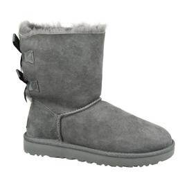 Ugg Bailey Bow Ii W 1016225-GREY cipő szürke