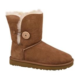 Ugg Bailey Button Ii W 1016226-CHE cipő barna