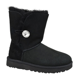Ugg Bailey Button Bling W 1016553-BLK fekete