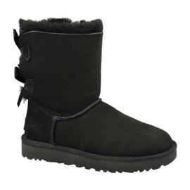 Ugg Bailey Bow Ii W 1016225-BLK cipő fekete