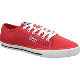 Helly Hansen Fjord vászoncipő V2 M 11465-216 cipő piros