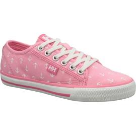 Helly Hansen Fjord vászoncipő V2 W 11466-185 cipő rózsaszín