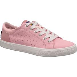 Helly Hansen Koppenhága bőr cipő W 11503-181 rózsaszín