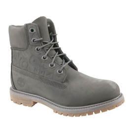 Timberland 6 Premium Boot W A1K3P cipőben szürke