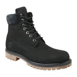 Timberland 6 Premium Boot M A1UEJ cipőben fekete