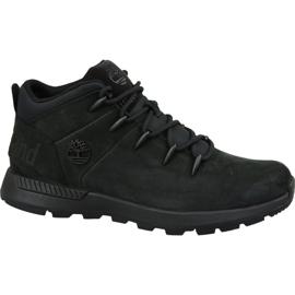 Timberland Euro Sprint Trekker M A1YN5 cipő fekete