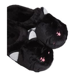 MA16 Fekete női papucs Fekete
