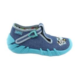 Befado gyermekcipő 110P320 kék