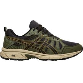 Asics Gel-Venture 7 M 1011A560-002 futócipő zöld