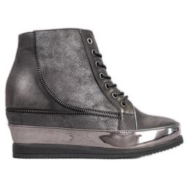 Sergio Leone Ezüst cipők szürke