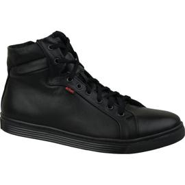 Lee Cooper M cipő, LCJP-19-532-041 fekete