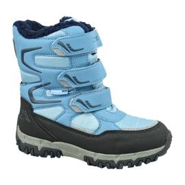 Kappa téli csizma Great Tex Jr 260558K-6467 kék