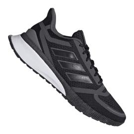 Adidas Nova Run M EE9267 cipő fekete
