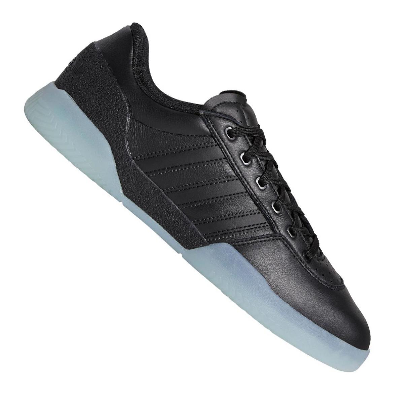 Adidas City Cup DB3076 cipő fekete