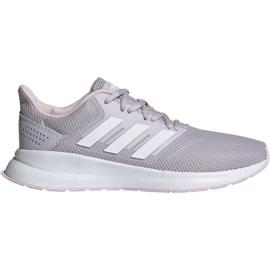 Adidas W Runfalcon EE8166 cipő lila