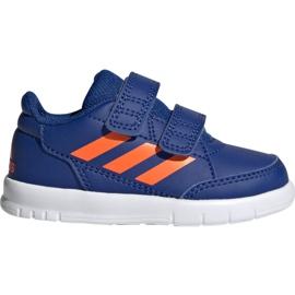 Adidas AltaSport Cf I Jr G27108 cipő kék