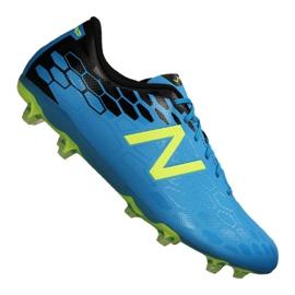 New Balance Új Balance Visaro 2.0 Control Fg M 614500-60_5 futballcipő kék kék