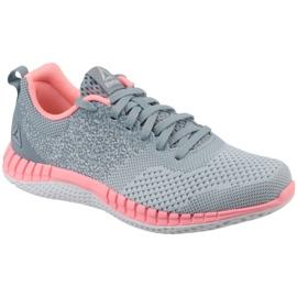 Reebok Print Run Prime W BS8814 cipő szürke