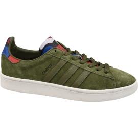 Adidas Campus M BB0077 cipő zöld