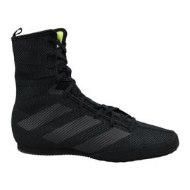 Adidas Box Hog 3 F99921 cipő fekete