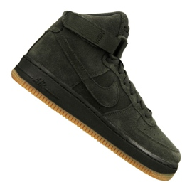 Nike Air Force 1 High Lv 8 Gs Jr 807617-300 cipő zöld