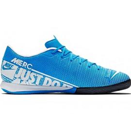 Nike Mercurial Vapor 13 Academy M Ic AT7993 414 futballcipő kék kék