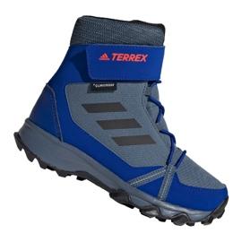 Adidas Terrex Snow Cf Cp Cw Jr G26579 cipő
