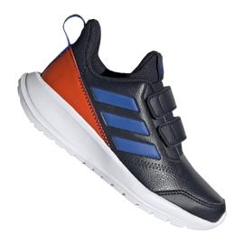 Adidas Jr AltaRun Cf Jr G27235 cipő fekete