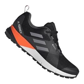 Adidas Terrex Két Gtx M EF1437 cipő fekete